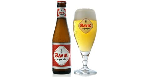 Bavik Super Pils - BeerTourism.com