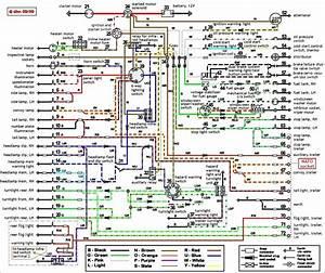 Schema Electrique Rover 214