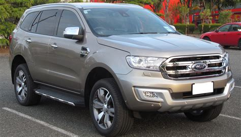 Ford Everest 2018 Price Fast Car Top Speed Specification