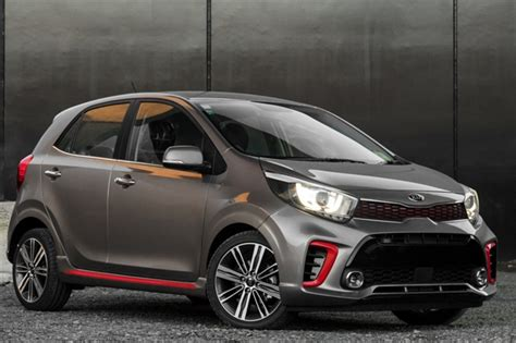 kia picanto gt  andrew simms