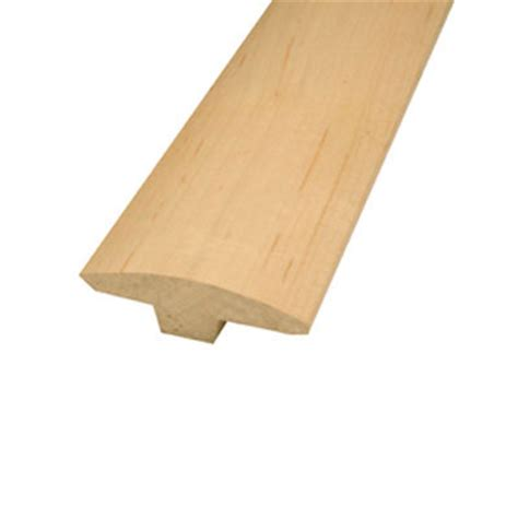 maple t molding t molding 5 8 quot x2 quot unfinished maple t molding a american custom flooring