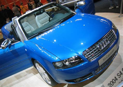 Audi Cabriolet Gallery Top Speed