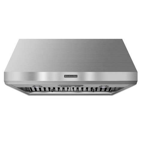 KitchenAid 36 in Wall Mounted Range Hood   Lowe's Canada