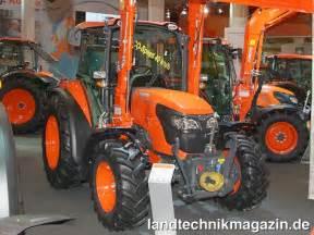 agritechnica russische traktoren für deutsche xl bild 2 für den neuen kubota traktor m7060 wird die