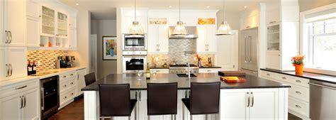 cuisine classique blanche la bistro armoires de cuisine classique ateliers jacob