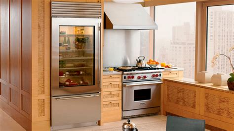 refrigerateur encastrable harmonie parfaite dans la cuisine