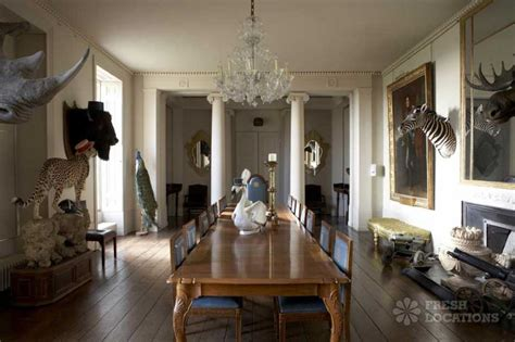 Stately Home Interiors  House Design Plans