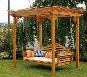 Composteur Pas Cher Bois : balancelle en bois pas cher maison design ~ Zukunftsfamilie.com Idées de Décoration