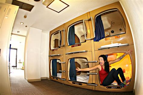 Anime Hotel Japan The About Capsule Hotels In Japan The Legendary