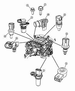 2011 Dodge Journey Engine Diagram