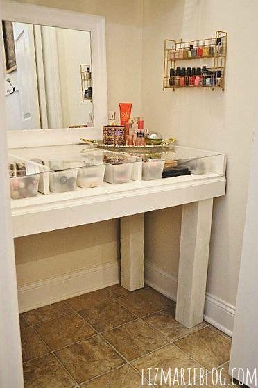 Glass Vanity Makeup Table by Top 25 Best Makeup Vanity Desk Ideas On