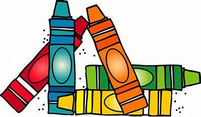 Crayons Crayola Clipart