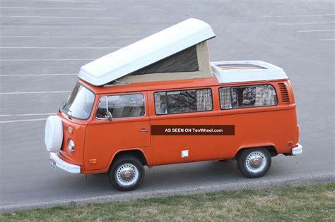 volkswagen westfalia cer 1973 vw bus westfalia cmobile volkswagen