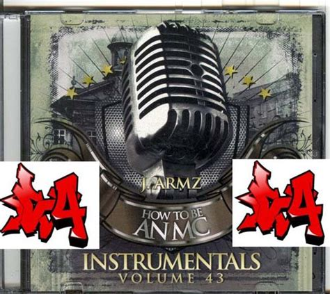 J Armz  How To Be An Mc Vol 43 Mixtapetorrentcom