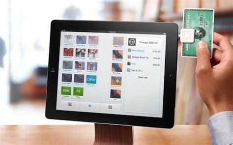 Maybe you would like to learn more about one of these? Mobile payment company Square introduces new iPad app aimed at replacing all the old legacy ...