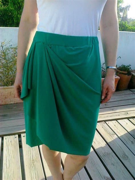 draped skirt draped skirt dressed up
