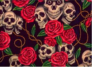 41 best images about Skulls & Roses on Pinterest