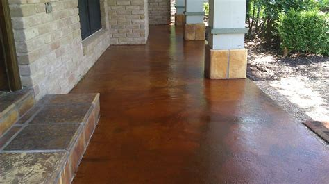 Royalty Concrete Staining and Designs of San Antonio