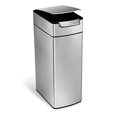 kitchen trash can おすすめの1品 キッチン用のゴミ箱を購入 オシャレ 消臭 容量を重視 てみた