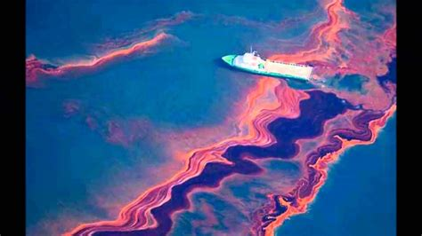 water pollution and spills