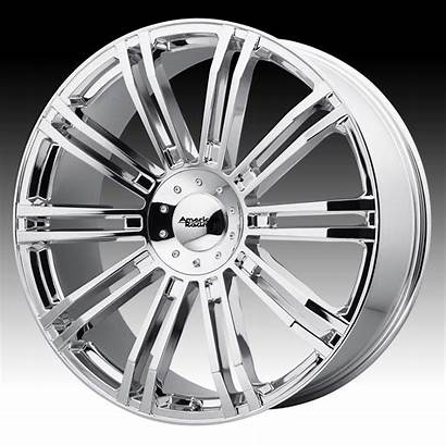 Chrome Wheels D2 Racing American Rims Ar
