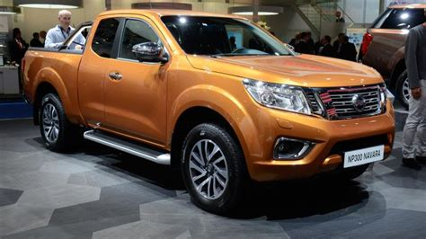 nissan navara prices specs  release date carbuyer