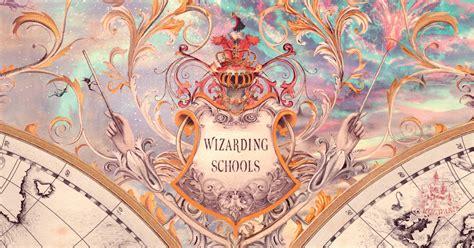 wizarding schools pottermore