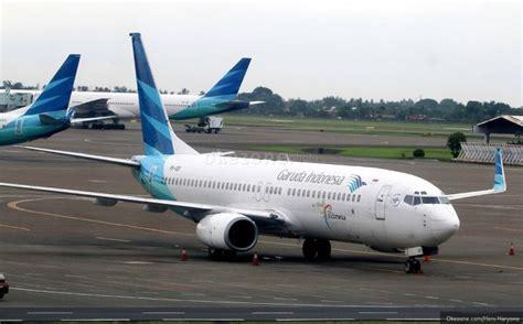 Kulkas Pesawat Garuda Meledak Satu Pramugari Terluka