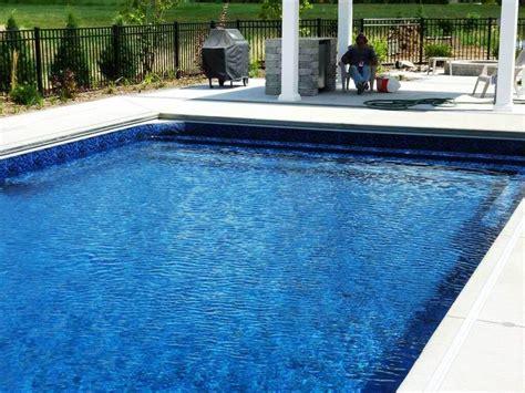 inground swimming pool liners inground pool prices