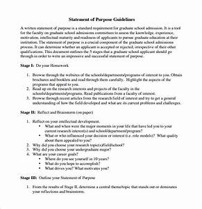 Sample purpose statement template 9 free documents in for What is the purpose of a template