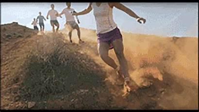 Running Kick Run Dirt Runner Animated Gifs