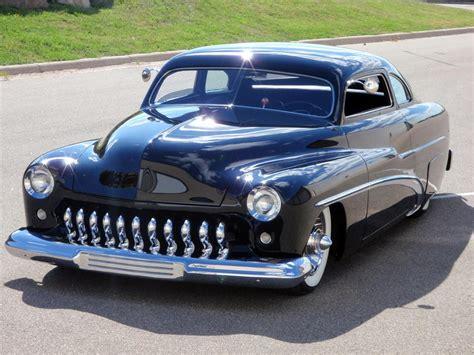 1951 Mercury Custom 2 Door Coupe 113118