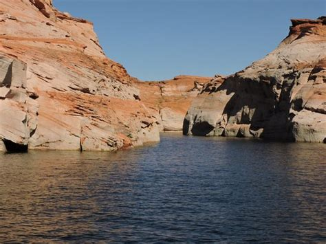 Boat Tour Page Az by Antelope Boat Tour Picture Of Lake Powell Boat