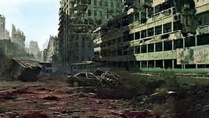 Abandoned City (1920×1080) | Land of Tomorrow | Pinterest