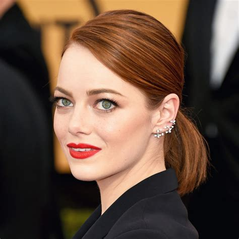 Top 26 Emma Stone Hairstyles