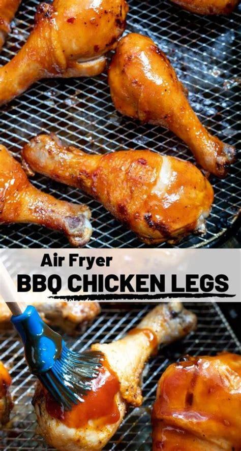 fryer air chicken bbq drumsticks recipes recipe paleo cooks essentials accessories