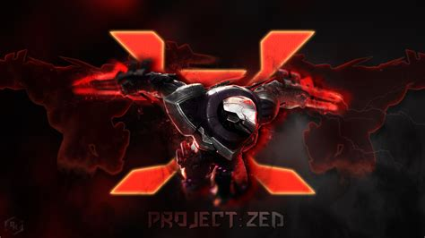 Zed Animated Wallpaper - project zed lol wallpapers
