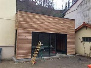 Extension Ossature Bois : extension ossature bois caluire et cuire ~ Melissatoandfro.com Idées de Décoration