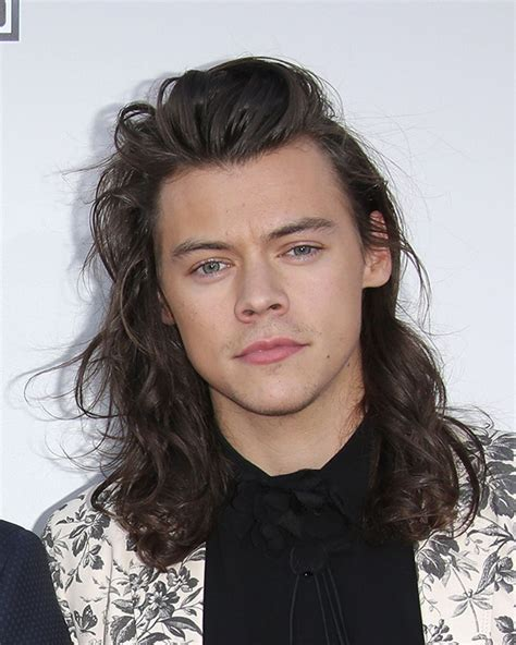 harry styles his hair harry styles haircut what he misses about his hair