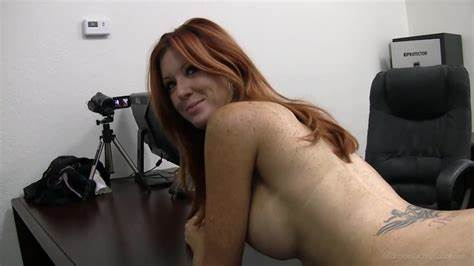 Short Hair Top Redhead Cougar Pounded Throating And Dicked