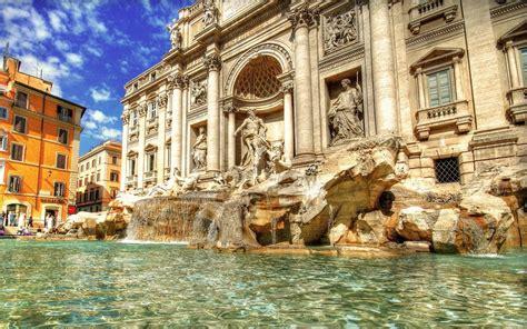 Fontana Di Trevi Rome Italy ~ World Travel Destinations