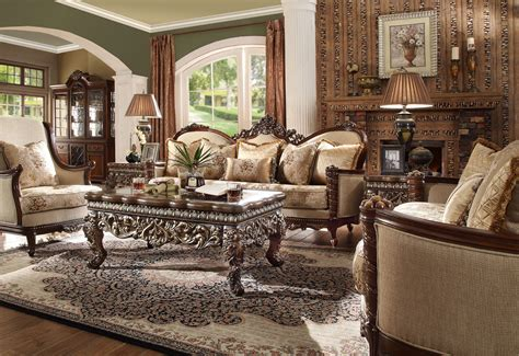Most relevant best selling latest uploads. HD 92 Homey Design upholstery living room set Victorian ...