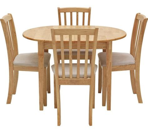 Kitchen Furniture Argos by Buy Collection Banbury Extendable Table 4 Chairs