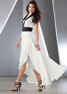 Tuxedo Dress From Venus