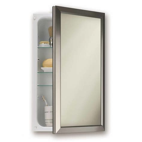 high end bathroom medicine cabinets good recessed medicine cabinet no mirror homesfeed