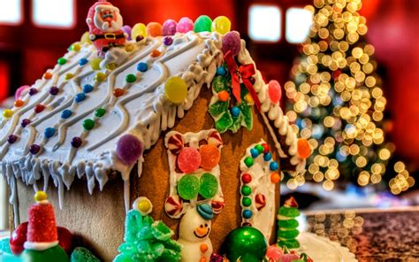 Wallpaper Gingerbread House by Gingerbread Wallpaper 51 Images