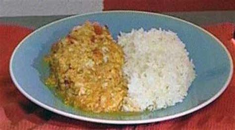 recetas de dona martha mojito  pescado en coco
