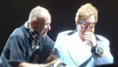 Elton John fan told to sign confidentiality agreement if ...