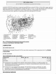 Cadillac Catera Factory Service Repair Manual  1997