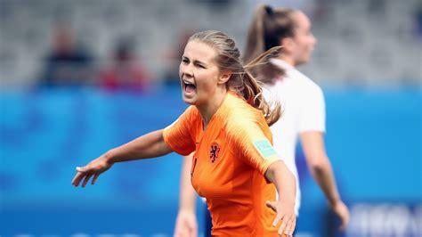 Fifa Women World Cup France Netherlands